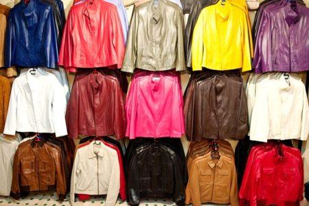 Как покрасить и привести любимую кожаную куртку в порядок