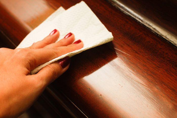 Реставрация лакированной мебели своими руками в домашних условиях