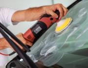 Полировка лобового стекла своими руками: сохраняем видимость надолго