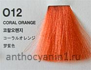 Краска Антоцианин Coral Orange O12