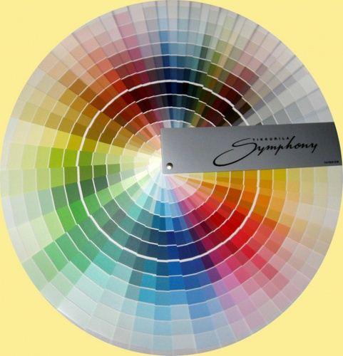 Как при смешивании красок получить бежевый цвет