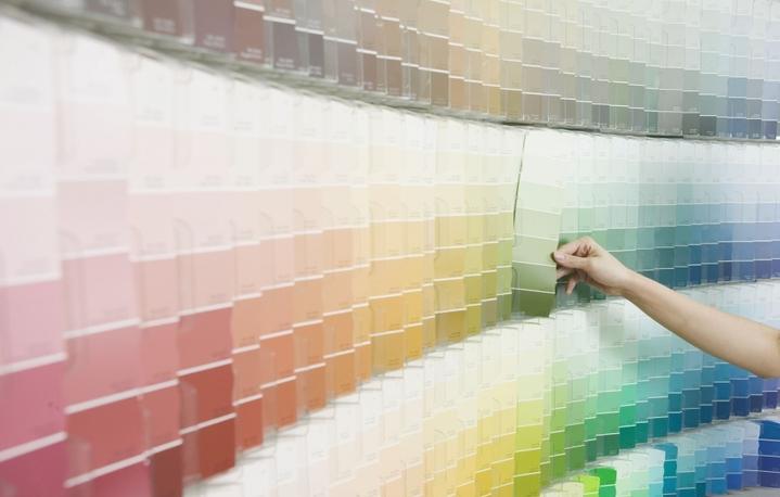 Колеруем краску дома своими руками
