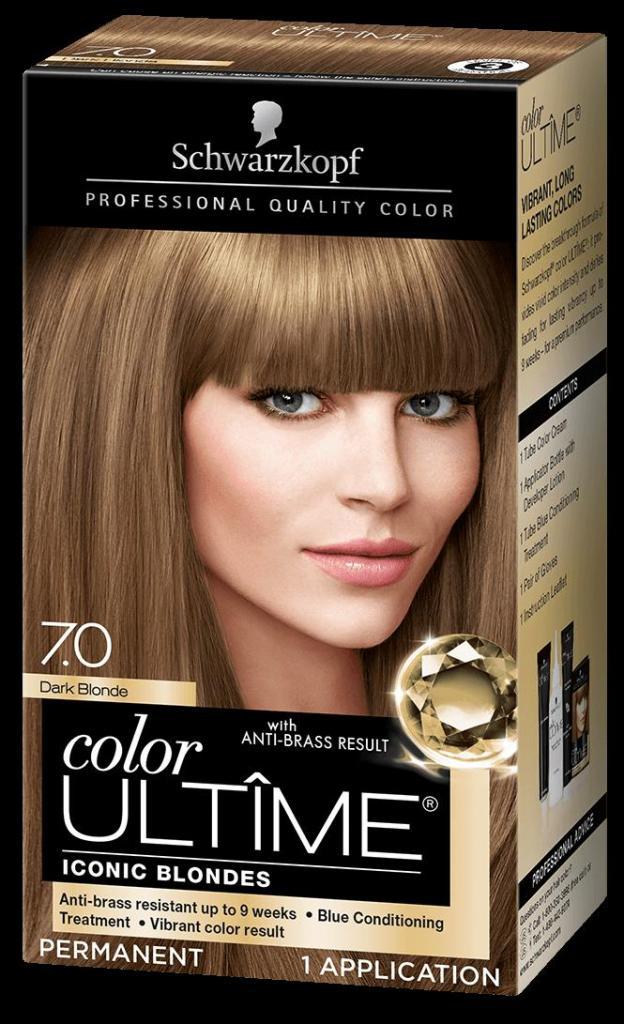 Как получить бежевый цвет волос? Подбор красок для волос
