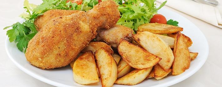 Как правильно жарить картошку – классическая технология