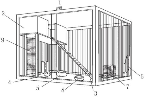 Делаем клетку для шиншиллы 👨 своими руками: фото и чертежи, размеры и пошаговая инструкция изготовления