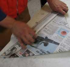 Пилотка из бумаги: пошаговая инструкция по изготовлению и советы по применению (50 фото)