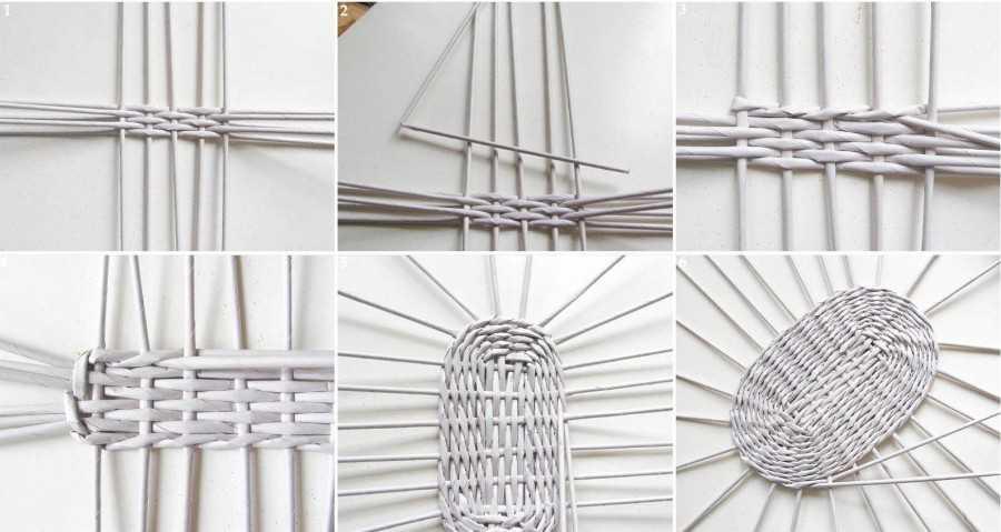 Плетение из газетных трубочек: мастер-класс для начинающих. 150 фото новых идей и полезных советов