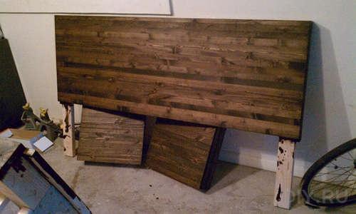 Как сделать кровать из дерева своими руками: выбор конструкции, материалов. Подробный процесс изготовления