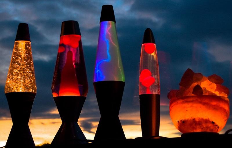 Волшебные лава лампы своими руками