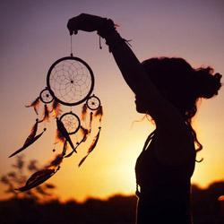 Что такое ловец снов, как сплести его своими руками
