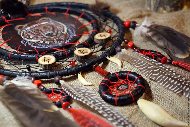 Мощный амулет и просто украшение: как сделать Ловец Снов своими руками