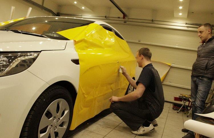 Самостоятельная покраска автомобиля: оборудование и пошаговый алгоритм