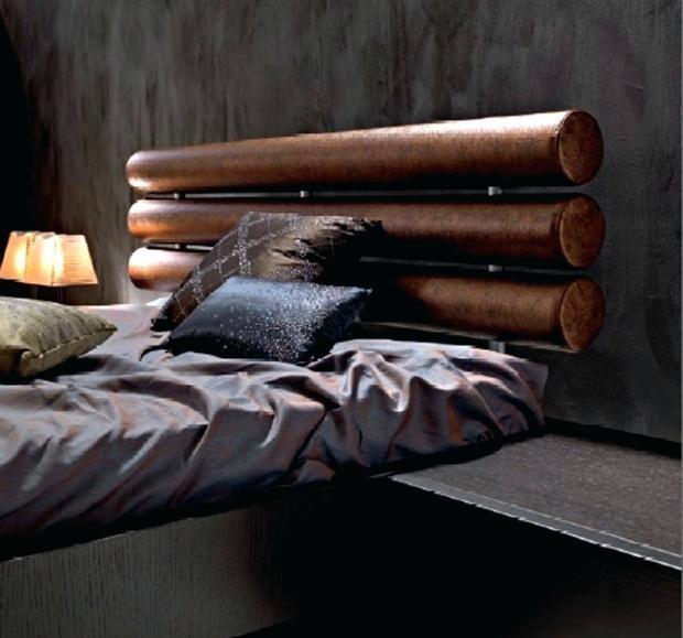 Изголовье кровати своими руками: из дерева, тканевое, с полками и другие варианты оформления
