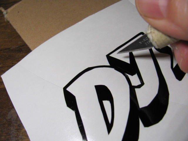 Как сделать свои наклейки