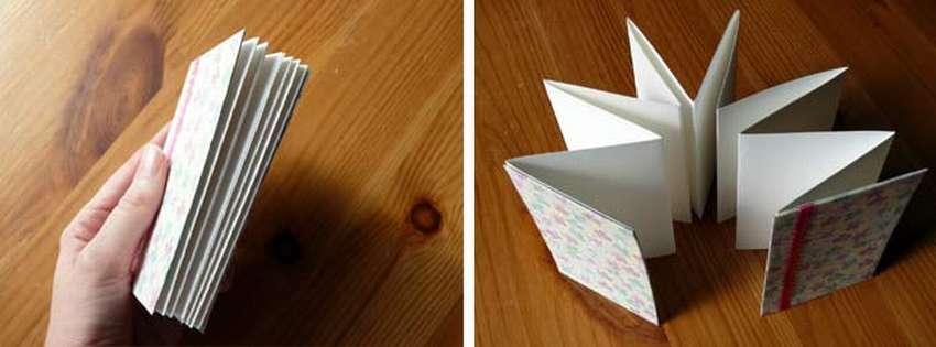 Книга из бумаги своими руками. Пошаговые инструкции 300 фото