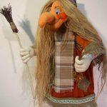 Баба Яга своими руками мастер-класс, сказочный персонаж