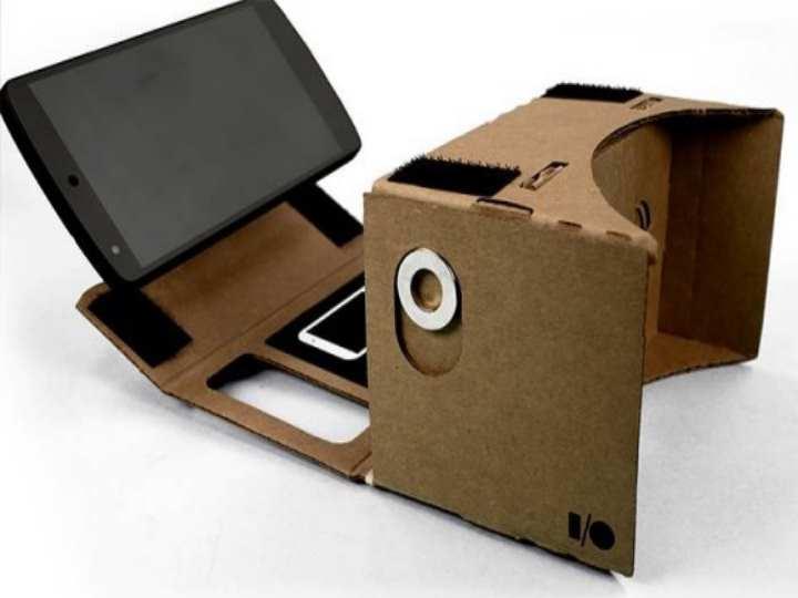 Шаблон Cardboard для картонных VR очков виртуальной реальности – как сделать их своими руками