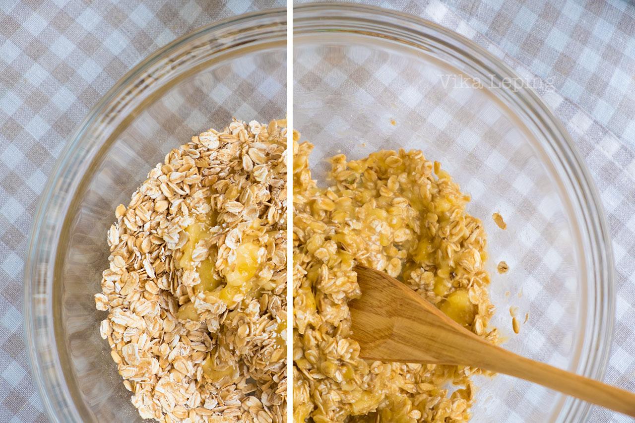 Полезное диетическое овсяное печенье; рецепт счастья холодной осенью