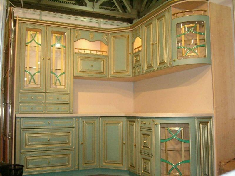 Что такое патина, ее виды и применение для декора мебели