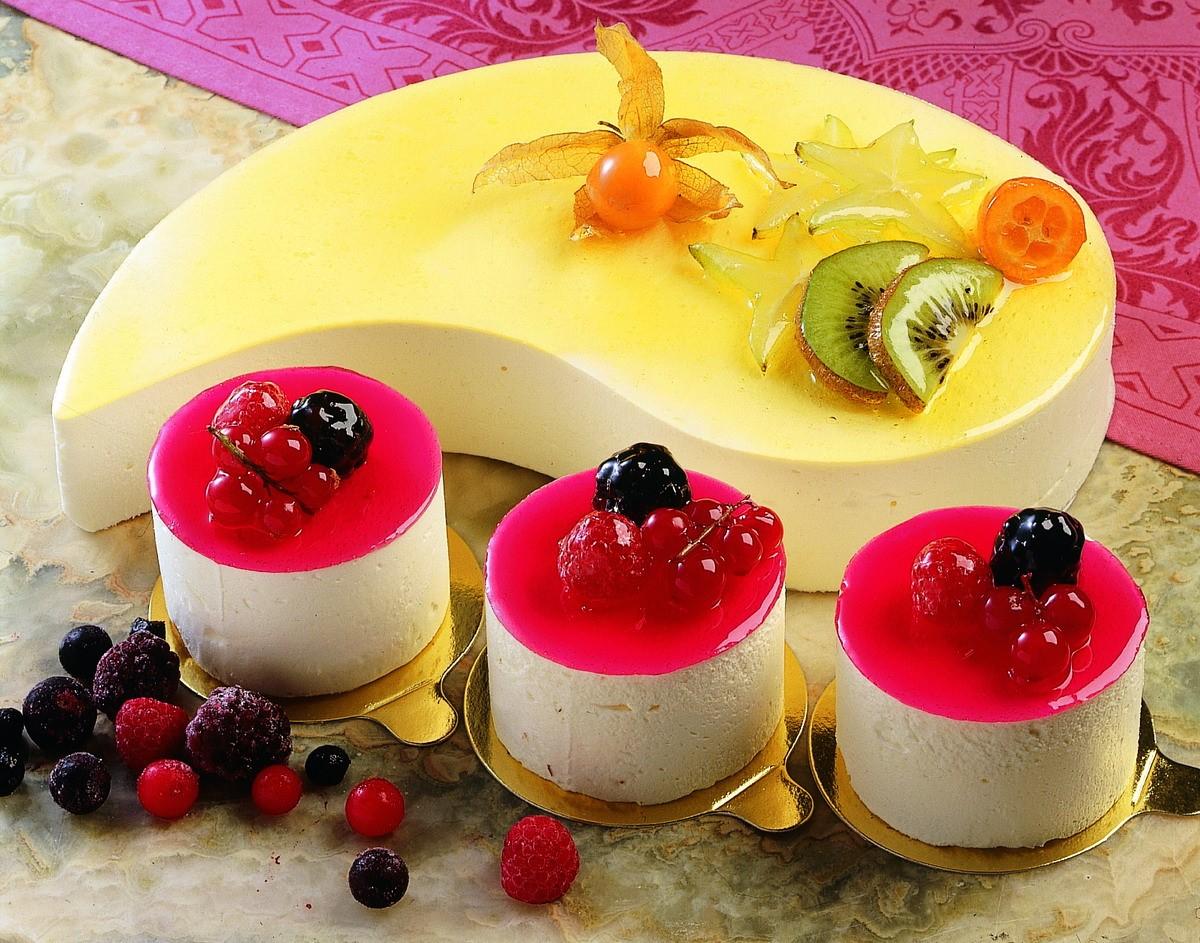 Декор-гель – особенности применения для тортов
