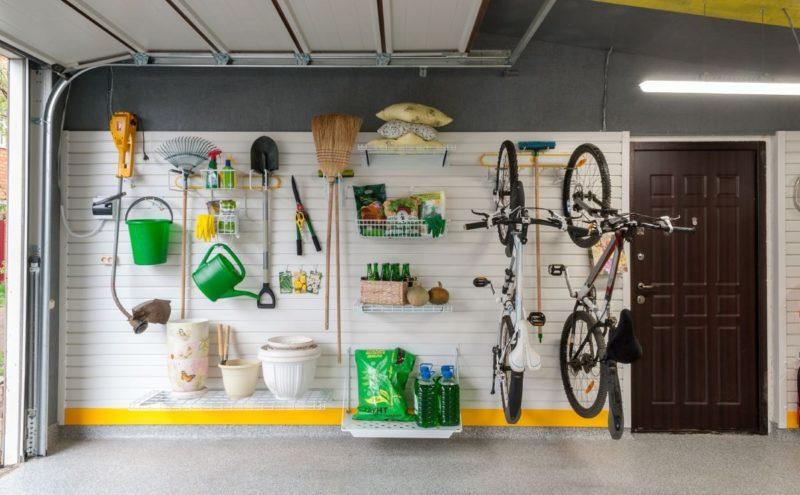 Стеллаж в гараже своими руками – надежная и прочная конструкция без лишних затрат