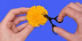 8 способов сделать аккуратный помпон