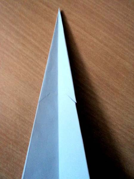 Летающая бумажная ракета. Как сделать бумажную ракету в 9 простых шагов