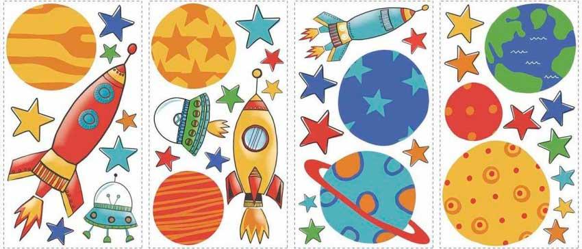 Поделки день космонавтики из бумаги и картона с шаблонами