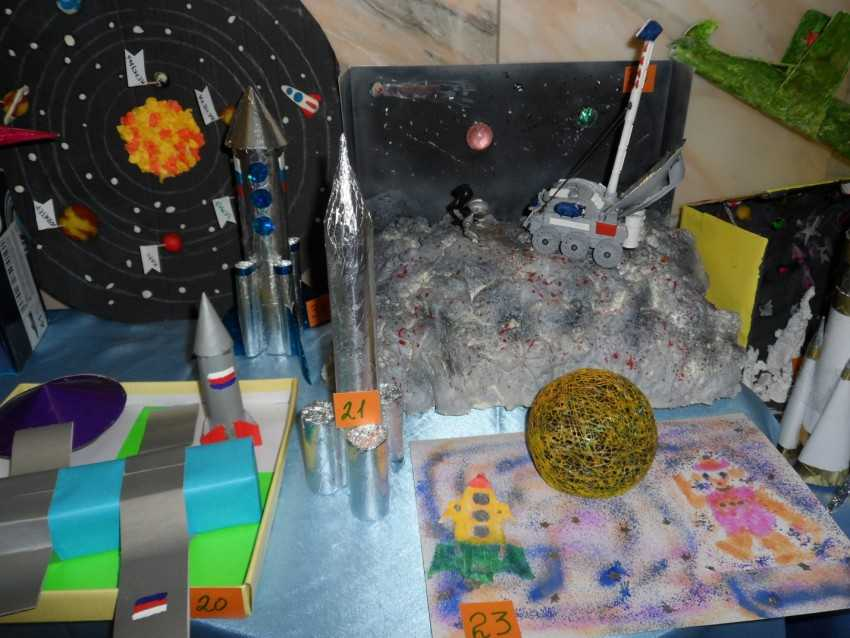 Поделка космос; лучшие идеи, простые поделки и советы по выбору украшения (80 фото и видео)