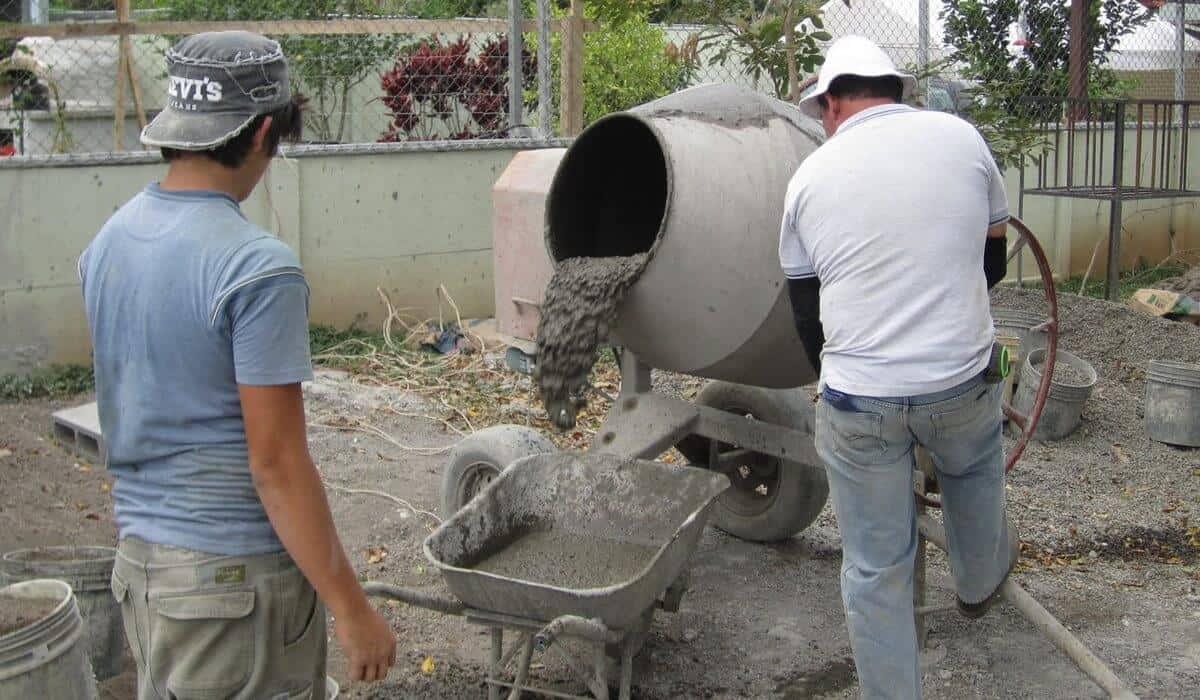 Цементные растворы: приготовление, состав, марки, характеристики