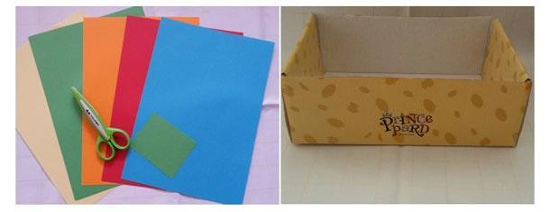 Коробка для игрушек своими руками – просто, практично, удобно