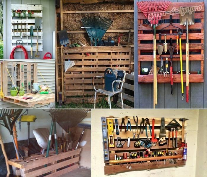 Создаем садовую мебель из поддонов: как изготовить изделия своими руками