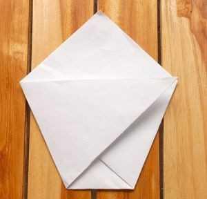 Стаканчик из бумаги в технике оригами