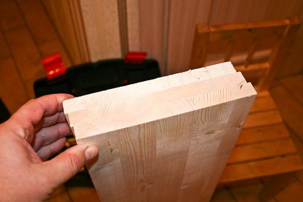 Деревянные полки: варианты изготовления своими руками