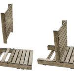 Мебель для дачи: как сделать стулья своими руками