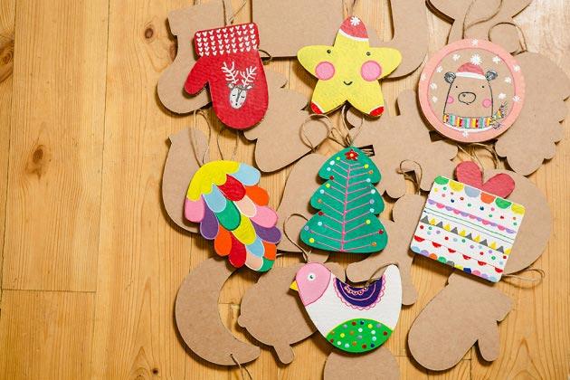 Как украсить детскую комнату для встречи Нового года