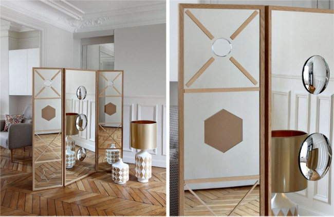 45 фото ширмы для комнаты: функциональность и декоративные свойства