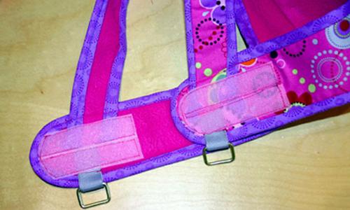 Шлейка для собаки своими руками: выбор материала, пошаговая инструкция изготовления