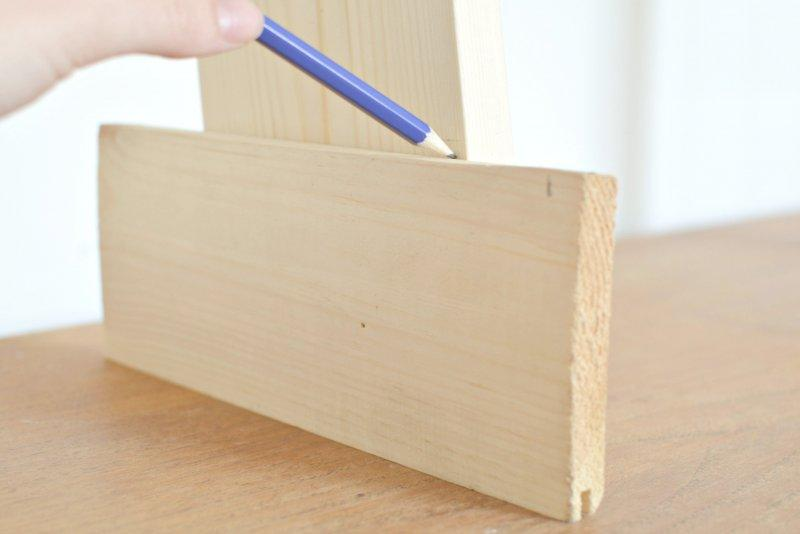 Как сделать этажерку из дерева своими руками. Супер просто