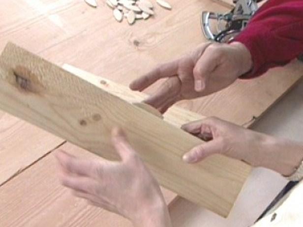 Как самому сделать деревянный стол быстро и легко