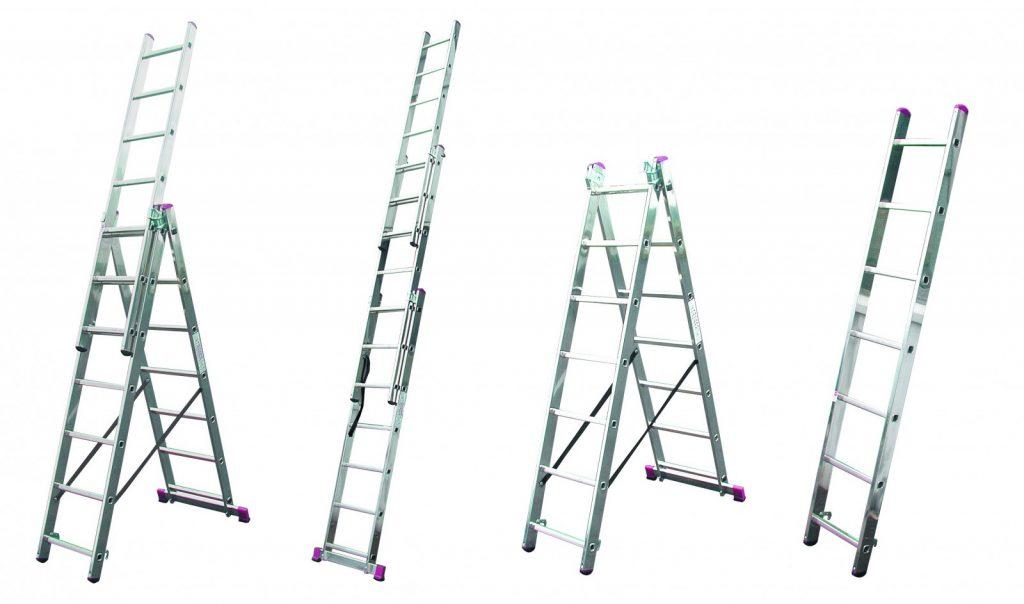 Как выбрать лестницу-стремянку: разнообразие вариантов и советы профессионалов