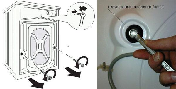 Как снять барабан со стиральной машины самостоятельно