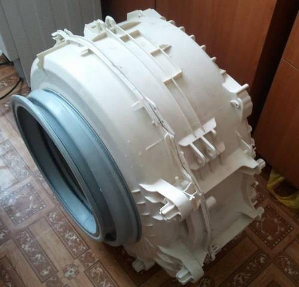 Правильные способы: как снять барабан на стиральной машине