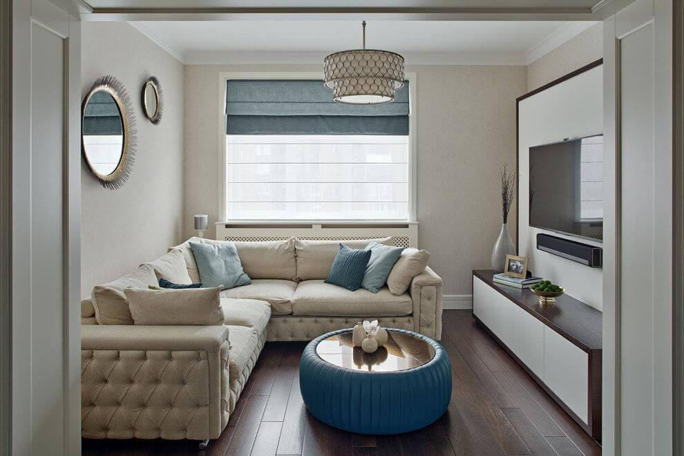 Телевизор на стене в интерьере — правила установки, идеи