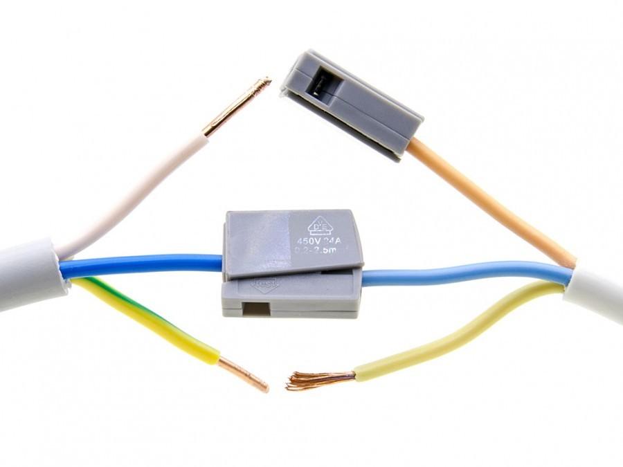 Соединение проводов; обзор самых безопасных и грамотных вариантов соединения (85 фото)