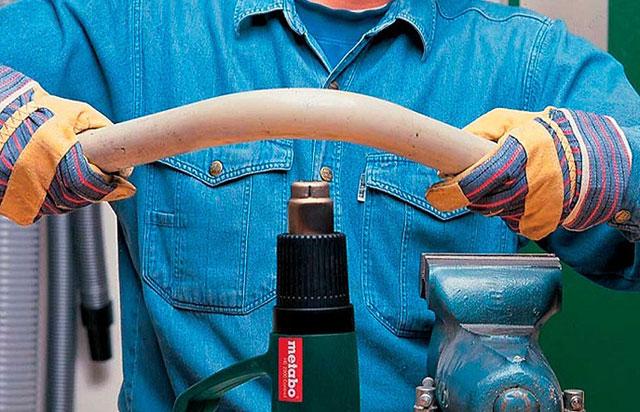 Как правильно согнуть полипропиленовую трубу в домашних условиях и избежать деформации