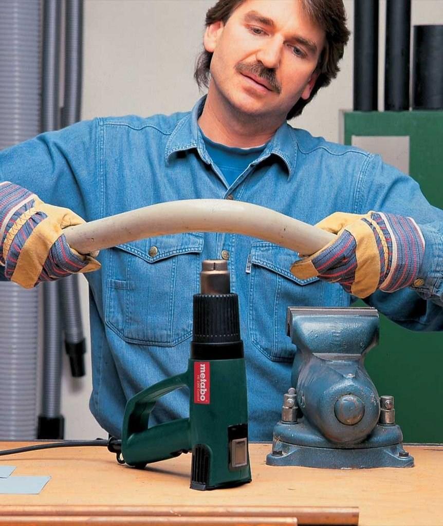Как согнуть трубу в домашних условиях – несколько эффективных способов
