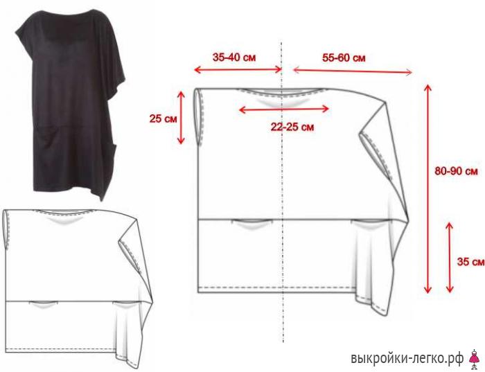 Урок по моделированию: Как сшить платье новичку