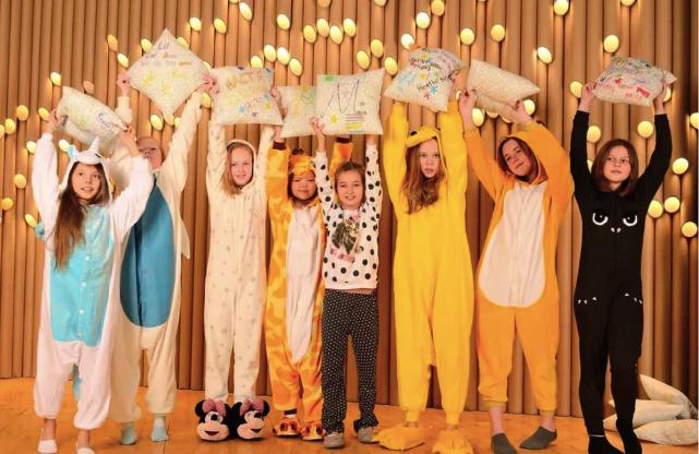 Как устроить пижамную вечеринку