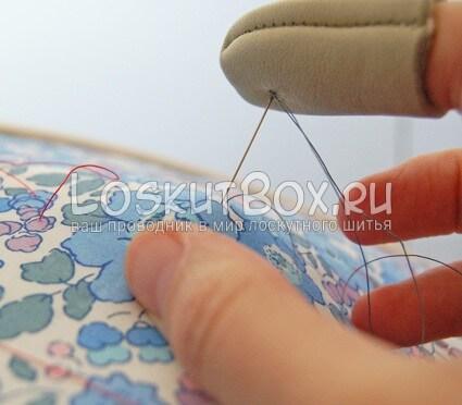 Как сшить стеганное покрывало. Стеганное одеяло. Советы. Инструменты для ручной стежки одеяла пэчворк